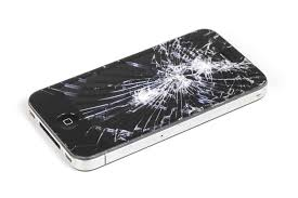 image Smartphone cassé